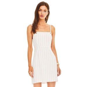 NWT ASTR Heidi Mini Grommet Dress